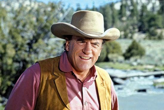 Photo de James Arness Star Gunsmoke