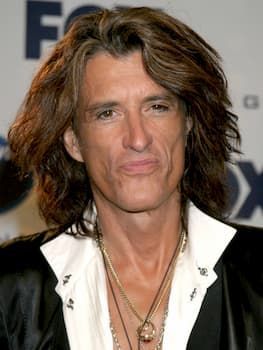 Kitarist Aerosmith Joe Perry Photo
